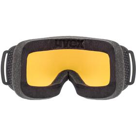 UVEX Downhill 2000 S CV Masque, black mat/colorvision orange storm
